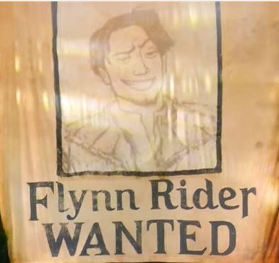 Flynn Rider Wanted